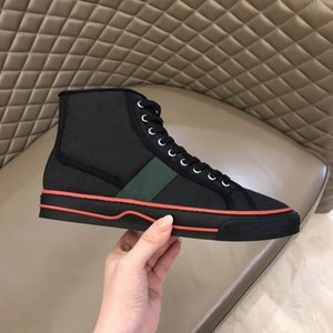 2022 casual shoes spring autumn Flat boots Printed letter Men shoes Lace-up Fashion boots lady leather Martin boots Large size 38-45