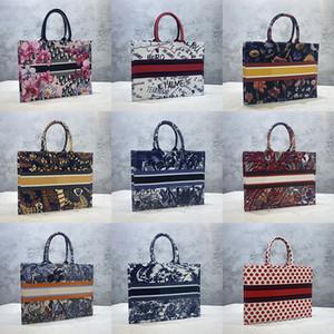 2021 Hot Fashion New Luxe Sac à main de luxe Designer Imprimer Sac à godet à grande capacité multicolore multicolore