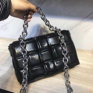 Saco de ombro feminino malas crossbody sacos de alta qualidade sacola de moda travesseiro saco de travesseiro mulheres cadeia marca bolsa padrão quadrado bolsa padrão