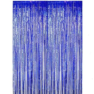 Curtain & Drapes Fringe Multipurpose Reusable Creative Po Backdrop For Wedding Birthday Parties Decoration DIN889