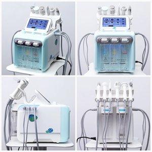 220V AU Plug Multifunctional Beauty Equipment Water Hydro Dermabrasion Hydra Aqua Peel Facial Machineh2o2 small bubble