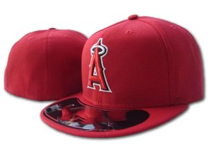 Anjos snapbacks carta beisebol bonés chapéu osso casquette homens mulheres gorras chapéus montados em estoque
