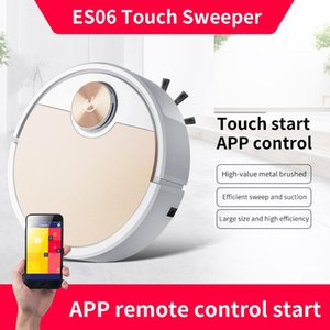 2021 Robot Vacuum Cleaner Romote Control Smart Sweep&Wet Mopping Scrubber Vacuum Cleaner Robotic Run 60 Mins Cleaners