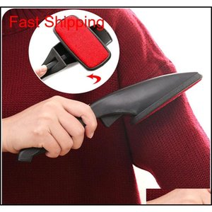 Lint Roller Rotary Anti-static Sticky Brush Dust Clothes Sweater Wool Cleaner Cl jllnLd bdedome