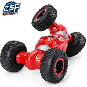 2021 New Q70 Off Road Buggy Radio Control RC Car 2.4GHz 4WD Twist- Desert s Toy High Speed Climbing Children Toys H1013