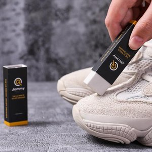 Rubber Block For Suede Leather Shoes Boot Clean Care Eraser Shoe Brush Stain Cleaner Frosted Granules Decontamination Wipe
