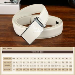 2021 Brand Designer Mens Senior Waist New Fashion Luxury Belt Casual Cowhide Leather Belts for Men 86al