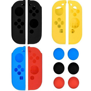 Silicon Case for Nintendo Switch Joy-Con Design for Nintendo Switch Joy-Con Controller With Opp Package Free Shipping DHL
