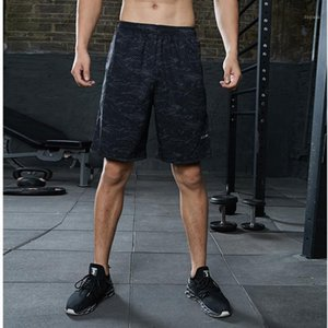Mens Fitness Running Shorts Quick Dry Bodybuilding Sweatpants Gym Sport Shorts Male Training Soccer1