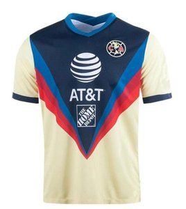 Club 2022 Camisas América 2021 Jerseys Terceiro Amarelo 20 Futebol Liga 21 Club MX 3Rd Giovani Castillo América Futebol Kit Futbol Personalizado Revwq