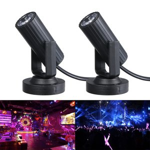2021 New Club Dj Disco Light Lights Show Pub 1w Conduced Spot Mini Stage Lighting Portable Electrical Device for Home Deco Concert Party Upg