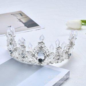 Wedding Queen Hair Accessories Baroque Cake