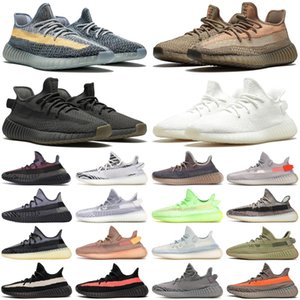 yeezy yezzy 350 2020 Carbon Natural Eliada bred men women running shoes zyon zebra cream cinder asriel yecheil Glow mens womens trainers sports sneakers