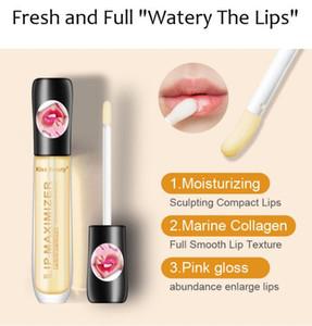 Makeup Lip Care Serum Lip Plumper Gloss Repairing Mask Reduce Fine Lines Increase Moisturizing Lip Elasticity Kiss Beauty lips Hydrating