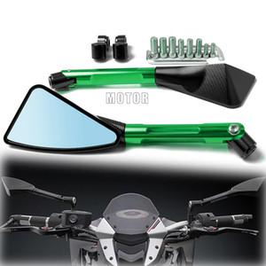 Для Kawasaki Z900 Z900RS Z800 Z1000 VERSYS 650 1000 300x ER6N Мотоцикл CNC Алюминиевый вид сзади задний вид заднего вида зеркала боковое зеркало