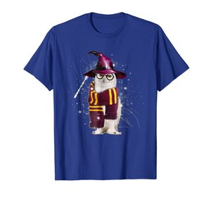 Funny Cute Owl Harry Magical Wizard Potter T-shirt