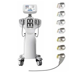 Profesional 7d HIFU HIFU de alta intensidad enfocada con ultrasonido HIFU Cuerpo de elevación que adelgaza la máquina MMFU con 7 cartuchos para la cara y el cuerpo