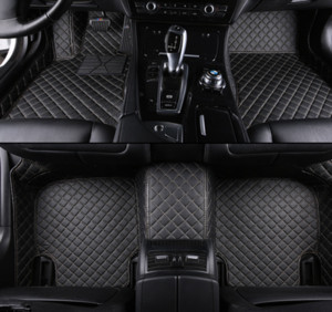 Custom car floor mats for mercedes-benz GLE W166 W167 C292 all models car accessories styling