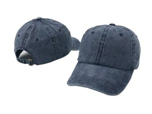 Venta al por mayor Moda Curved Visor Gorras de béisbol para hombres Mujeres Ajustable Gorras Golf Hats Net Snapback Cap Hueso Sombrero Snapbacks Hats Casquette
