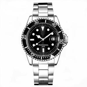 Top classique Top commercial Suisse Un style chaud Hommes haut de gamme avec boîte Calendrier de la mode Calendrier de montre
