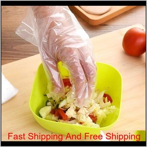 Food Plastic Gloves Disposable Gloves For Restaurant Kitchen Bbq Eco-friendly Food Fru qylhvF new_dhbest