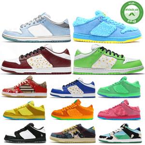 2021 Tıknaz Dunky Koşu SB Ayakkabı Düşük Otantik Sneakers Dunk Adam Pembe Dijital Kavramlar Mens Bayan Spor Eğitmenleri Sneakers