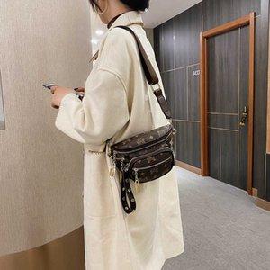Super Fire Change Bag 2020 Новая Мода Slunt Стиль иностранного Стиль Маленький CK Универсальный Лето Одно плечо Сетка Красная Талия
