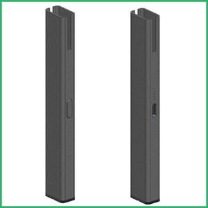 MUHA Mini Plug Play VFire Batterie Kit mit Ladung langanhaltender wiederaufladbarer 350 mAh-Batterie Micro USB-Ladegerät