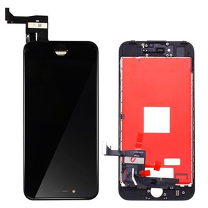 10PCS LCD For iPhone 7 Plus 7p LCD 5.5 Inch Touch Screen Complete Assembly Display Replacement 100% Brand New Free shipping DHL
