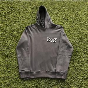 2021 New Heavy Fabric Kanye West 3d Foam Printing Kids See Ghosts Freeee Hoodie Men Women Ksg Pullover Hoodies Streetwear Cpwh