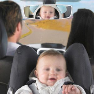 Stroller Parts & Accessories Adjustable Car Baby Mirror Cute Rear Facing Mirrors Safety Back Seat View For Kids Child Toddler