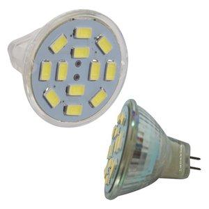 Lampen 6w GU4 (MR11) LED-Strahler MR11 12 SMD 5730 570 LM DC 12V