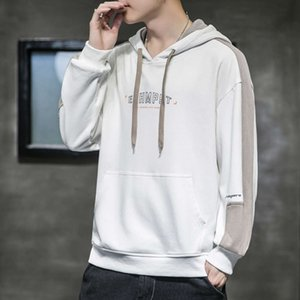 sweatshirts Y180 new sweater trendy hooded suit spring and autumn coat young men's condom