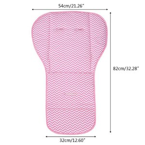 Baby Stroller Cotton Pad Comfortable Mat Mattress Infant Pram By Seat Cushion T8ND Parts & Accessories