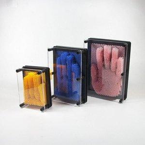 XMY 20 CM 8 Renkler Plastik Yüz Baskı 3D Klon Komik Prank Oyuncak Çocuk Çocuk Oyuncakları El Kalıp Oyuncak Handprint Yüz Palm Modeli Hediyeler