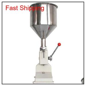 A03 Máquina de enchimento líquido manual / máquina de enchimento da pasta Ktoe2 Qbrcm