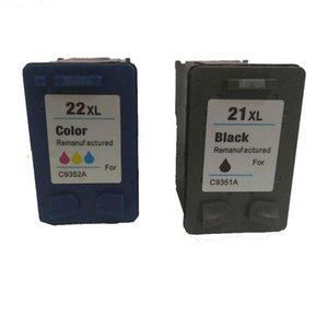 Ink Cartridges Einkshop Cartridge Replacement For 21 22 21XL 22xl Deskjet F2280 F4180 F4100 F2100 F2200 F300