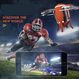 YD W5 RC Aeronave Brinquedo, WiFi FPV App UAV, Mini Ovo Forma Drone, Câmera de 30W Pixel, Controle de Voz Quadcopter, Vôo de Trajetória, Presentes Kid, 2-1