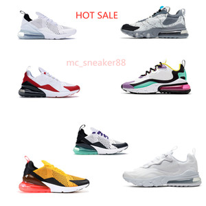 Nike Air Max 270 2021 27 cuscino sneaker scarpe casual 27c Trainer Star Star Ferro Sprite Pomodoro Man Generale Parra Punch Photo 27s Uomo Donna 36-45