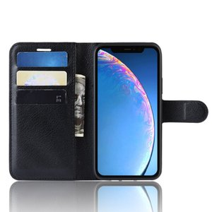 Credit Card Slot Cases for Samsung Note 20 S20PLUS PU Leather Flip Cover Case iPhone 12 11 PRO MAX XS XSMAX XR 7 Plus with Opp Bag
