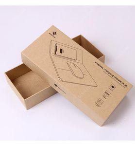 2021 Venta caliente OEM DIY LED LED Caja de teléfono móvil Auricular USB Cable de envasado Power Bank Smart Watch Electric Toothbrush Mouse Caja de la caja