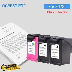 Ink Cartridges Cartridge For 302 XL 302XL Deskjet 1110 1111 1112 2130 3630 3634 Envy 4520 4525 Officejet 3835 4650 5220 5230