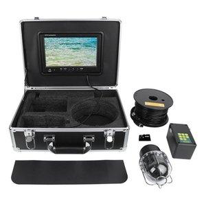 Digital Cameras Fish Finder DVR Recorder Line 20LEDs For Diving Ocean Fishing Lake Ice Underwater Exploration