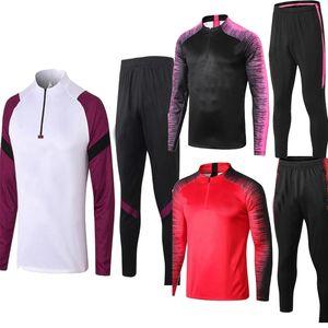 2021 MBAPPE Beyaz Cavani Kırmızı Siyah Erkek Futbol Eşofman 18 19 Verratti Icardi Kulübü Isınma Eşofman Ceket Eğitim Takım 20