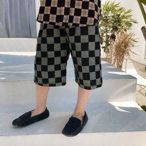 high quality Baby Boys Short 2021 Summer Kids Boy Cotton Trousers Fashion Beach pants tops