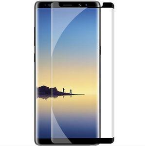 حماة لسامسونج غالاكسي S9 ملاحظة 8 Note8 S8 زائد S7 حافة حالة ودية 3d منحني الزجاج المقسى نسخة الهاتف حامي شاشة الهاتف