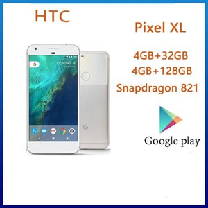Walkie Talkie Smatphone Google HTC Pixel XL 5.5 'IncR Quad Core Sim Sim 4G Android 7.1 4GB RAM 32GB ROM 98 Téléphone mobile