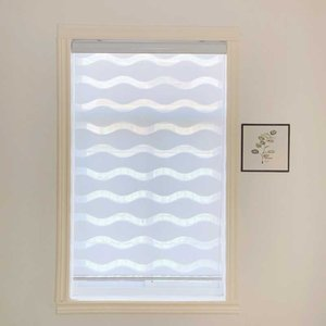 Blinds Customized Size Zebra Light Filtering Roller Window Curtains For Home Style