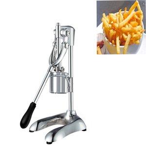 Uzun Patates Şerit Ekstruder Patates Patates Patates Kızartması Makinesi Makinesi Manuel Patates Yapma Makinesi Manuel Patates Şekillendirme Aracı