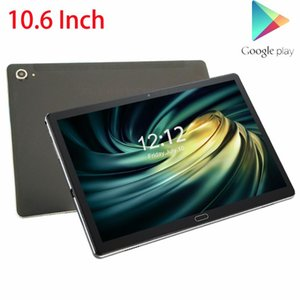 10,6 Zoll Tablet 4G Android GPS-Tablet PC 1920 * 1280 2.5k Metallkörper MT6797 Deca Core 13MP Kamera 7000mAh